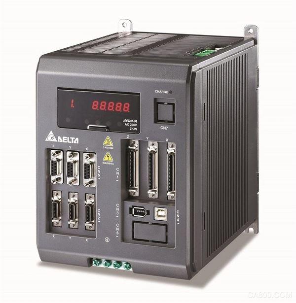 台达切膜机解决方案,纸制程产能,交流伺服驱动器,三轴驱控