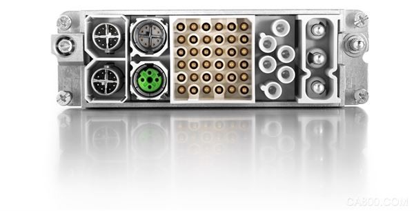 魏德米勒,新模块系统解决方案,产品