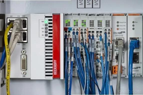 霍尼韦尔,倍福,PC 控制技术,物料搬运解决方案