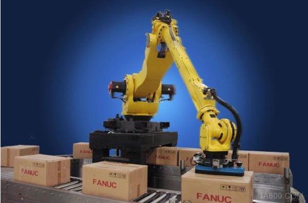 Fanuc,CNC,机器人