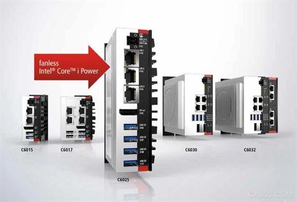 倍福,工业 PC,楼宇自动化,物联网,发电