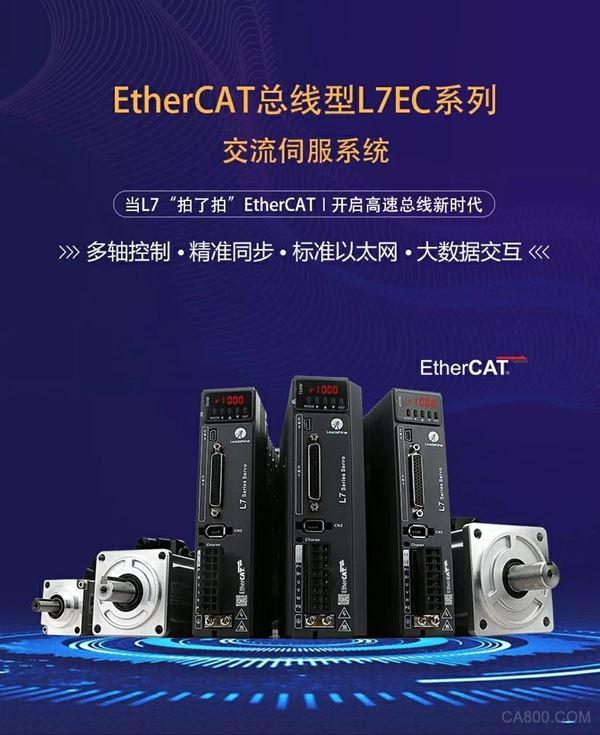 EtherCAT,工业以太网,总线伺服,数控机床,电子