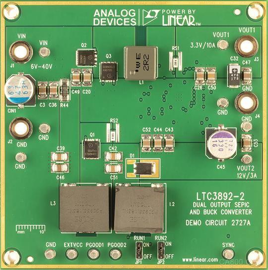 降压型控制器,ADI