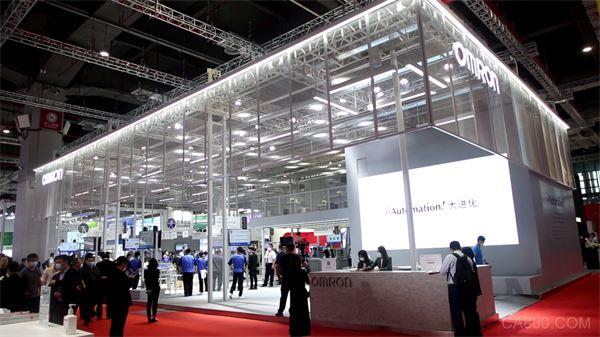 欧姆龙,工业博览会,i-Automation