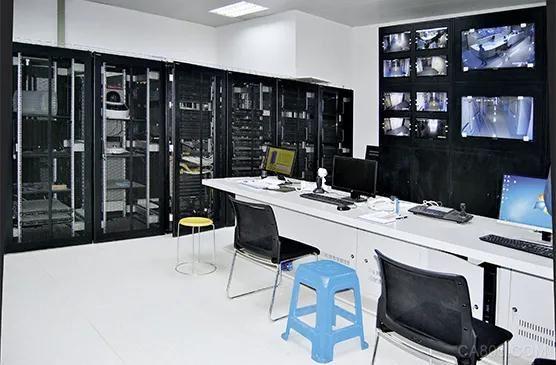 云南阜外医院,楼宇自动化系统,倍福, PC 的控制系统
