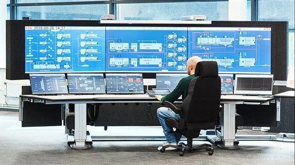 ABB,分布式控制系统,DCS