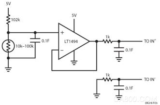 增量累加转换器,信号调理电路