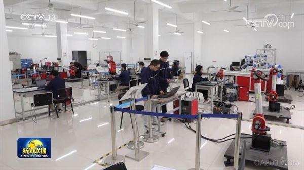 佛山先进制造产业集群,工业机器人