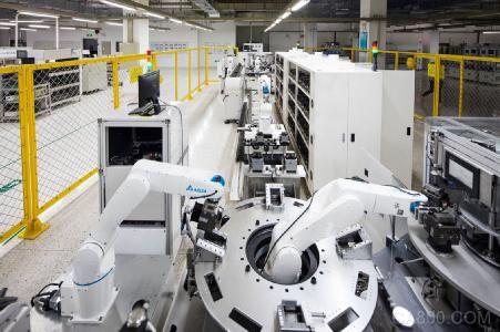 智能制造,台达,中国标杆智能工厂