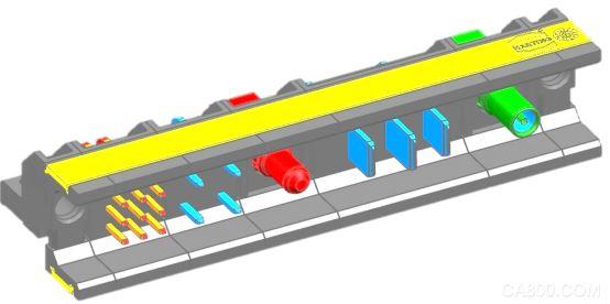 連接器,浩亭,模塊化設計