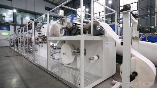 台达,卫生用品自动化生产线