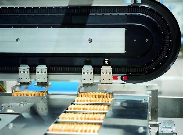 包装集团,倍福,XTS 智能输送系统,EtherCAT 通信技术