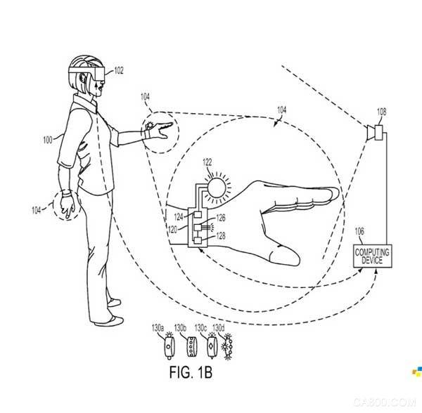 索尼VR控制器专利曝光 能检测手指弯曲动作