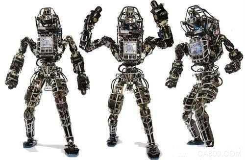 说说Atlas机器人身上的先进制造技术
