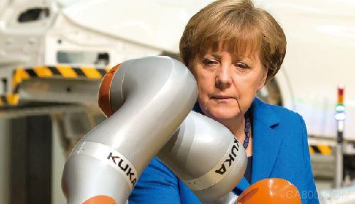 库卡原来没有核心技术 德国会放手让美的收购?