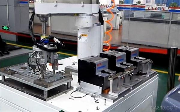 一家没资本的机器人核心零部件企业缘何连续盈利5年?