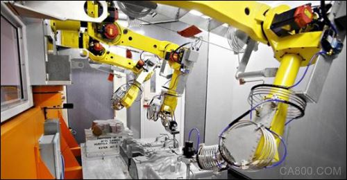 机器人 传感器
