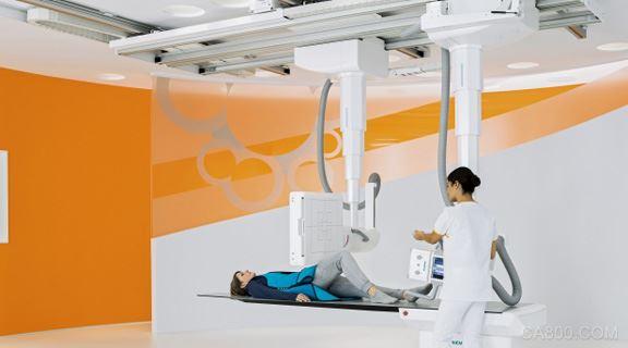 """【未来之窗】有""""手臂""""的X光机"""