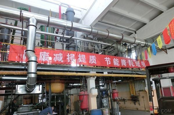 七院工艺设计院研发国内首条酚醛树脂自动化生产线