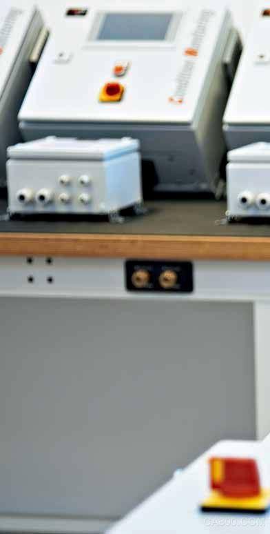 倍福集成式状态监测系统助力实现过程优化