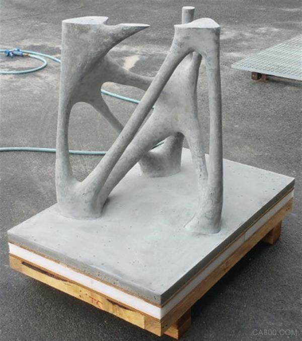 法国初创公司XtreeE将创建完整3D打印建筑生产线
