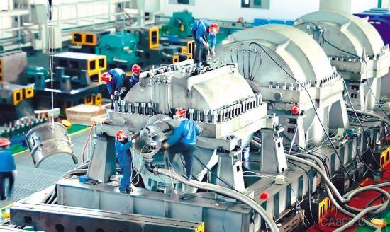 一波先进装备制造业项目集结广东珠江西岸