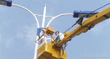 山东滨州单灯智能化控制系统投入使用 实现按需照明