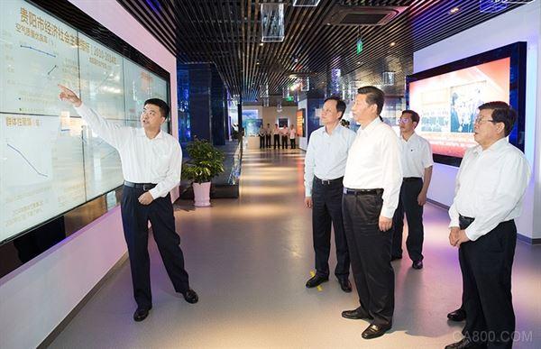 习近平:建全国一体化的国家大数据中心