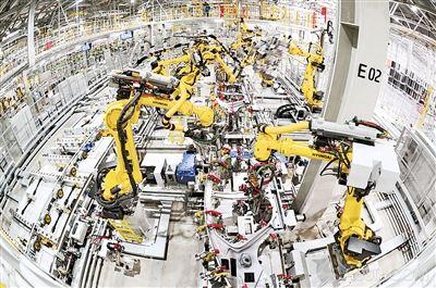"""北京现代沧州工厂:实现多个""""100%自动化"""""""