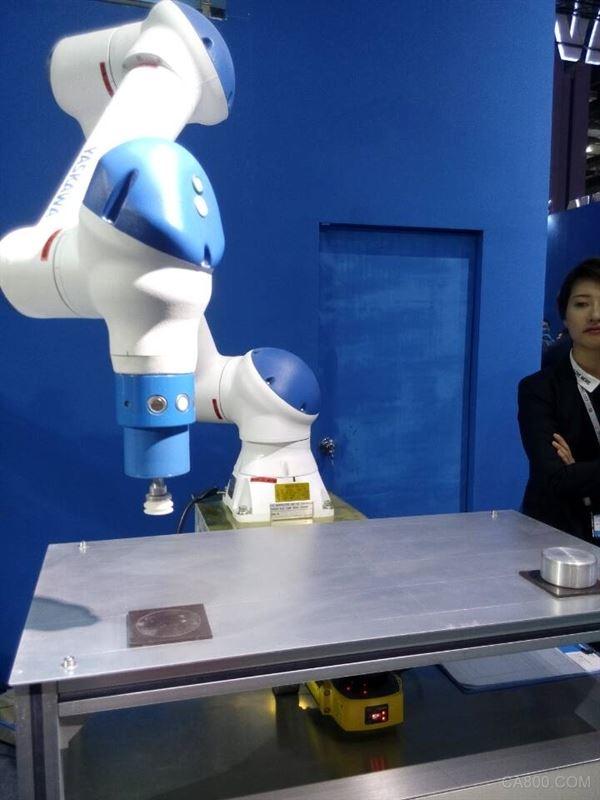 安川电机增投4500万美元 用于扩大工业机器人产能