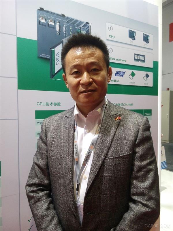 惠朋:上行下潜 布局工业4.0