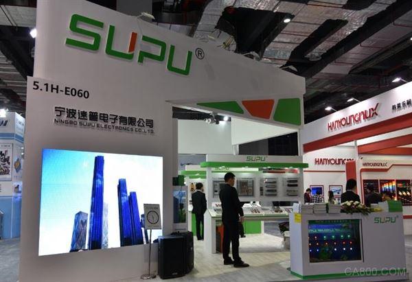 速普工博会推天枢TS2系列按钮 可与国外品牌相抗衡