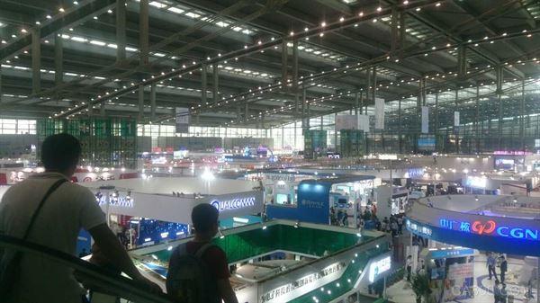 第十八届中国高交会深圳开幕 自动化产品几乎无人问津