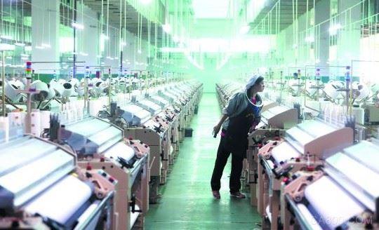 前10月泉州進口紡織設備倍增 主訴自動化程度