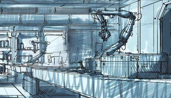 换了机器人不等于建成智能工厂
