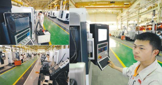 得空当去取经 辽宁省公布12家智能制造标杆企业