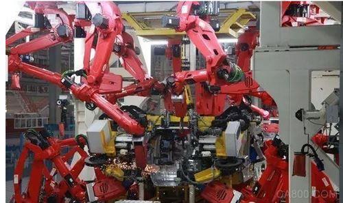 应用需求几何级扩容 工业机器人未来增速可达30%