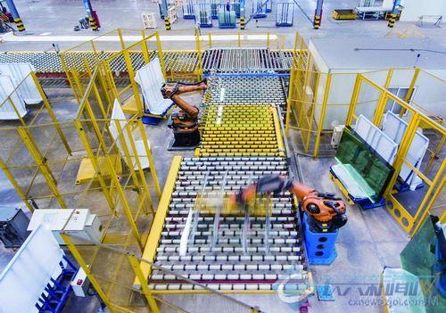 機器換人助力玻璃制造公司年產值增28%達11億