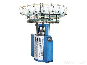 日鼎伺服在小圆机上的应用