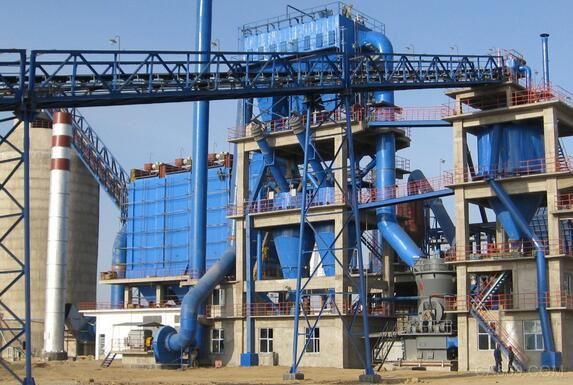 中聯日產5000噸水泥生產線成智能制造示范項目