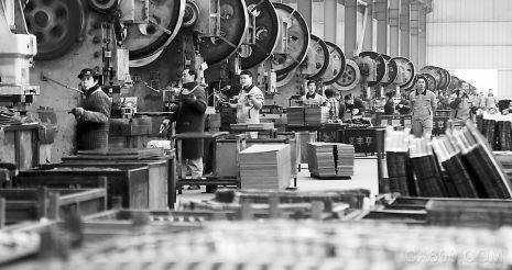 南充营山一企业建成3条生产线 年产汽车零配件200万套