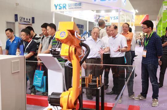 2017重庆国际机床展:向重庆直辖20周年献礼