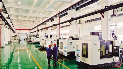 五洋纺机力推纺织行业自动化智能化