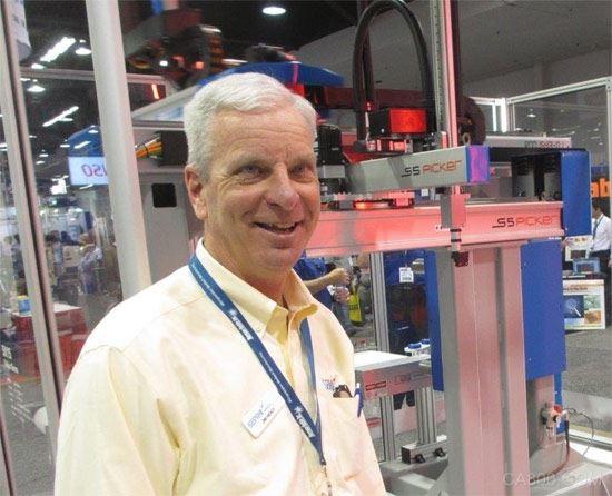 金多利彩票机械供应商Sepro计划扩张美国工厂