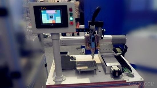 机械制造:3C自动化设备订单进入落地期