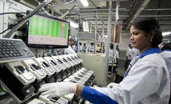富士康被延期的印度建厂计划或将重启