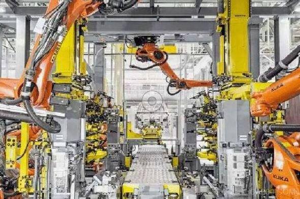 工业4.0技术 | 德国AGV+RFID的全自动化无人工厂