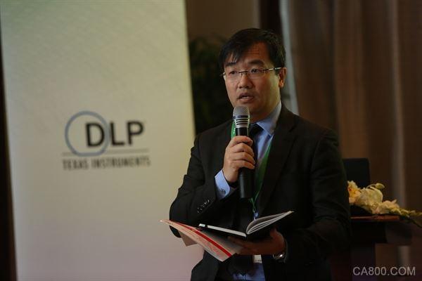 德州仪器(TI)DLP技术工业应用新进展