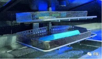 倍福嵌入式控制器控制的超声波清洗和消毒系统