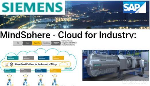 西门子为何可以长存百年(4) 大力投资软件布局工业云